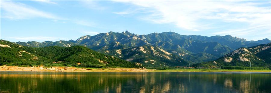 牟平北大川旅游风景